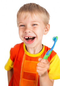 Tips for brushing childrens teeth