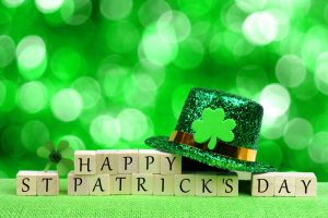 This St. Patrick's Day, come to your Naperville Cosmetic Dentist to work on your lucky smile.