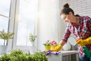At Sherman Oaks Family Dental, we want to give you some tips for spring cleaning.