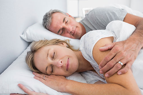 Your Naperville dentist offers oral appliance therapy to help with sleep apnea.